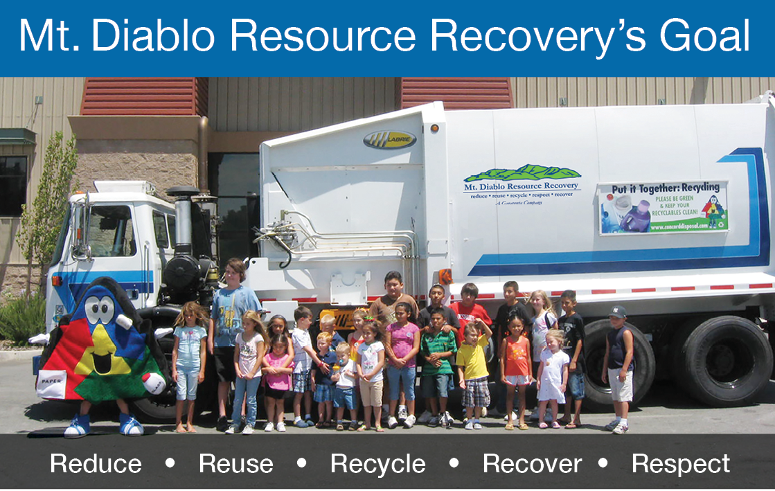 Pittsburg – Mount Diablo Resource and Recovery